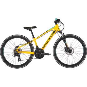 "Serious Rockaway - Vélo enfant - 24"" Disc jaune"